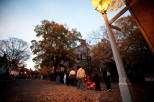 bring your little ghosts and witches to old salem for our annual trick or treat event this free community event uses the historic district as a backdrop